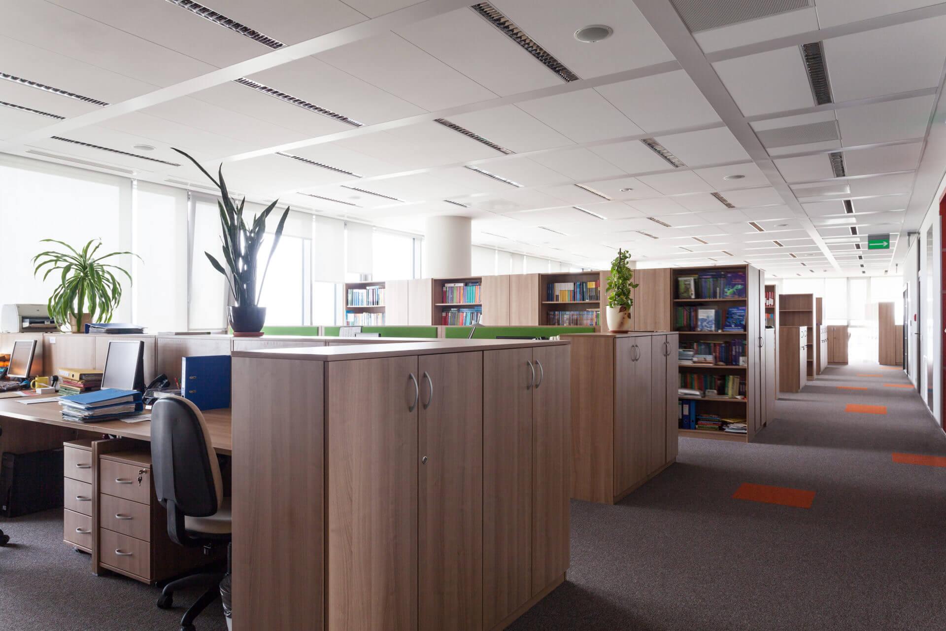 Workplace Inside VR